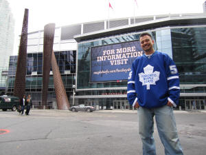 Air Canada Centre in Toronto, Ontario