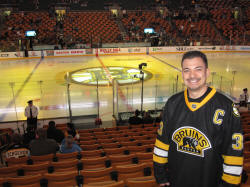 TD Garden, Boston Bruins - FrozenPondPilgrimage