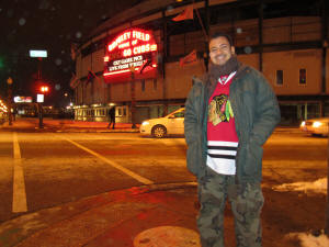 Wrigleyville - Frozen Pond Pilgrimage